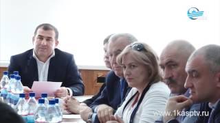 В администрации города прошла 19 очередная сессия Собрания депутатов городского округа «г  Каспийск»
