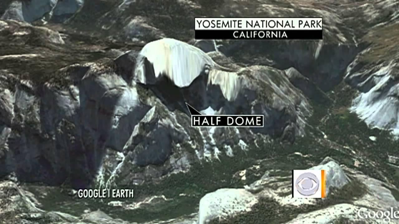 Yosemite hiker slips, dies