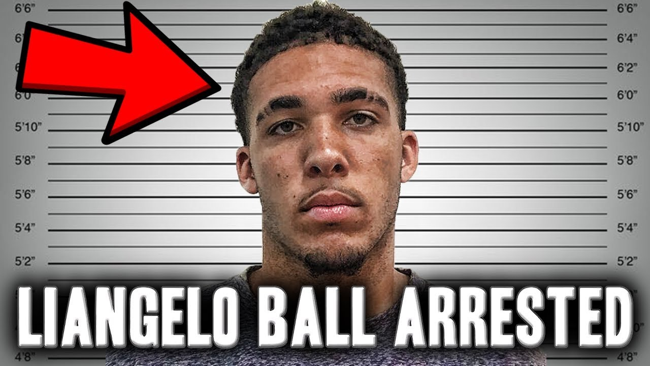 Liangelo Ball Arrested For Shoplifting | UCLA Recruit And ...