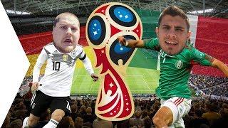 NÉMETORSZÁG - MEXIKÓ   Világbajnokság 2018