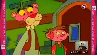 la pantera rosa 1993 ♦ pinocho rosa ♦ audio español latino