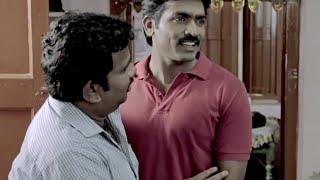 Vijay - Nagraj Comedy Scene - Naduvula Konjam Pakkatha Kaanom Movie Scene