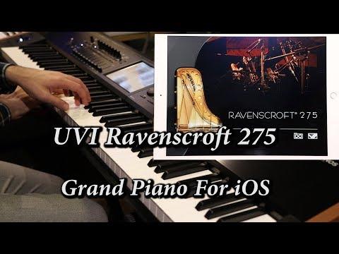 UVI Ravenscroft 275 iOS Piano (Classic Preset)