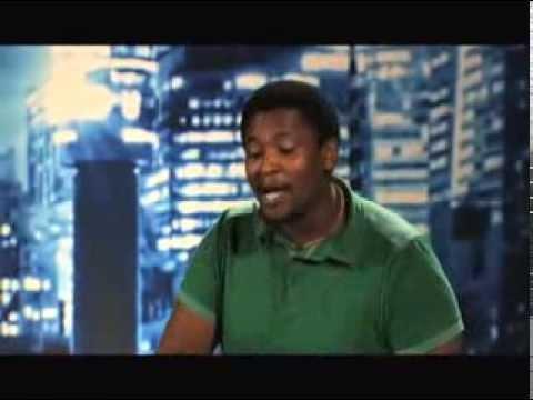 South African Idols season 9 2013 musa sukwene audition