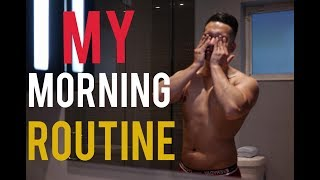 My EPIC Morning Routine | Get Ready with Me | Healthy Men