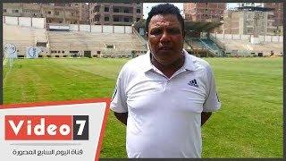 والد الننى: محمد شرف مصر..  وربنا يبعد عنه