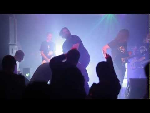 The Armed - Kingbreaker (Live @ The Old Miami - 02.25.12)