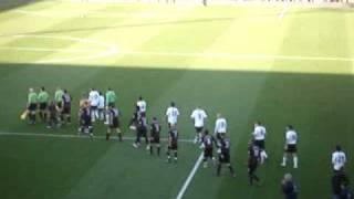 Manchester City x Fulham