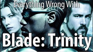 Everything Wrong With Blade: Trinity In 16 Minutes Or Less thumbnail