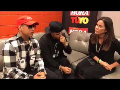 Daddy Yankee y Nicky Jam nos hablan del Choliseo 2,3,16,17 Diciembre 2016