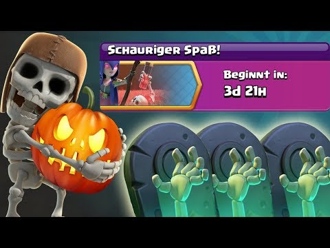 Schauriger Spaß & Sonderbelohnungen! || Clash of Clans || Let's Play CoC [Deutsch German]