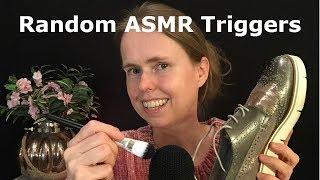 Random Asmr | Van Schoen Tapping Tot Mic Brushing Asmr Nederlands