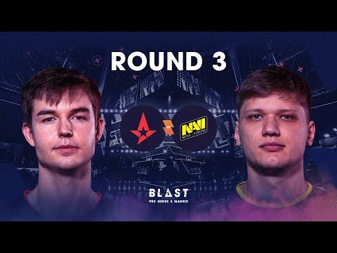 Astralis vs NaVi - BLAST Pro Series: Madrid 2019 - Bo1