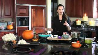 Dinner In A Pumpkin By The Organized Cook