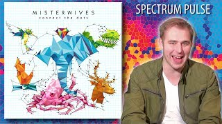 MisterWives - Connect The Dots - Album Review
