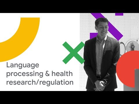 Health Taxonomy: Natural Language Processing to Understand Health Research (Cloud Next '18)