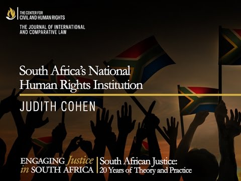 South Africa's National Human Rights Institution
