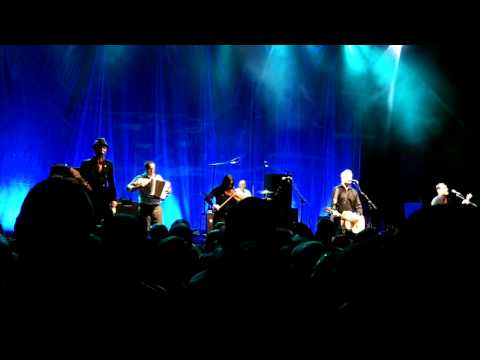 Flogging Molly - Us of Lesser Gods - The National Richmond VA 4-29-2010