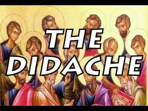 The Didache (Teaching of the Twelve Apostles - Read-Along Version)