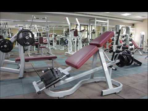 Top10 Gyms in Hyderabad