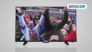 SENCOR Chytrá UHD Televize SLE 55US500TCS