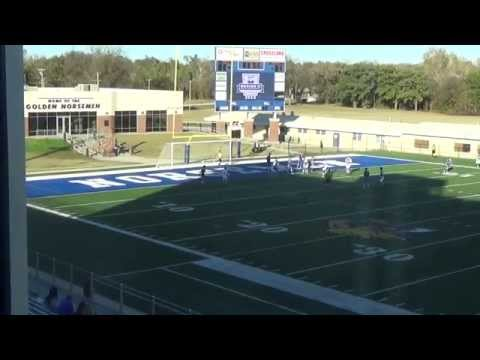 Men's Soccer: NEO A&M College vs Rose State College - Regional Final - 1st Half