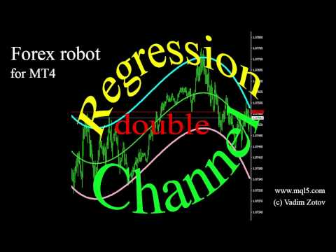 Regression Channel Double (Forex Robot)