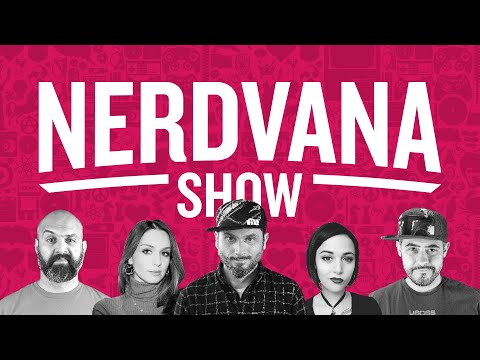 Nerdava Show 01 - Disney Plus