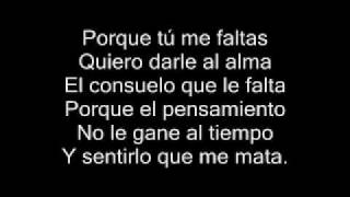 Karaoke - Pancho Cespedes - Vida Loca