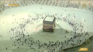 Hajj 2021/1442: Eid-al-Adha Prayer in Masjid Al-Ha