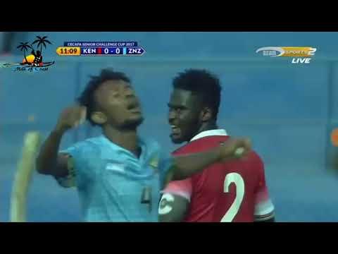 FULL HIGHLIGHTS: KENYA 0-0 ZANZIBAR (CECAFA SENIOR CHALLENGE CUP)