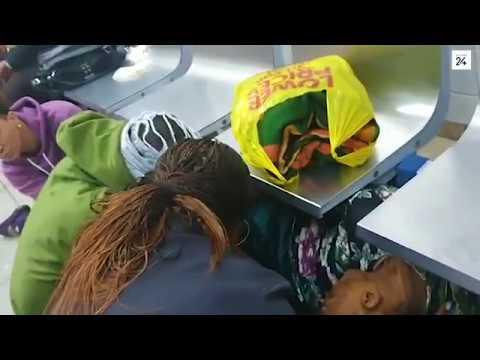 KYK: 76-jarige in hospitaal aan stoel vasgebind