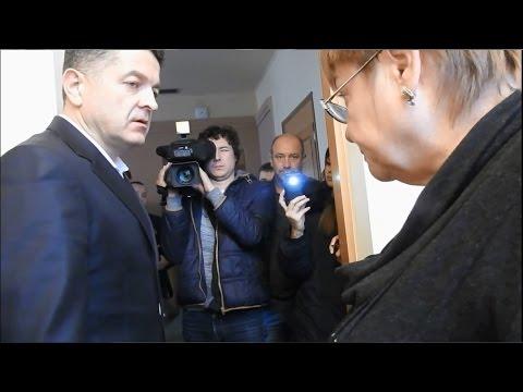 Днепр. Выборы. Захват печати председателем городской ...