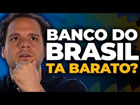 BBAS3 | As ações do Banco do Brasil (BBAS3) estão baratas?