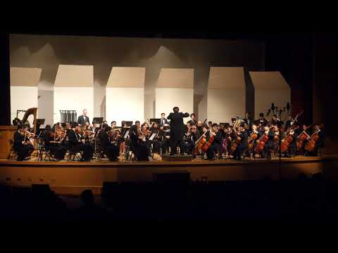 University of Hawaii Symphony Orchestra — 2017 Fall Concert