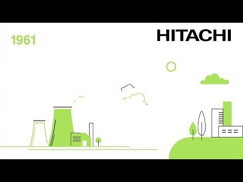 Hitachi History: Powering Innovation in Clean Energy - Hitachi