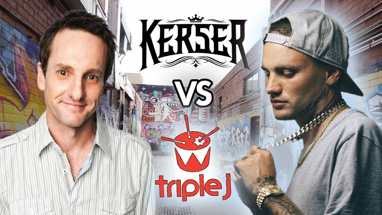Kerser vs Triple J