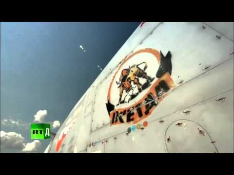 Amazing Russian jet fighters