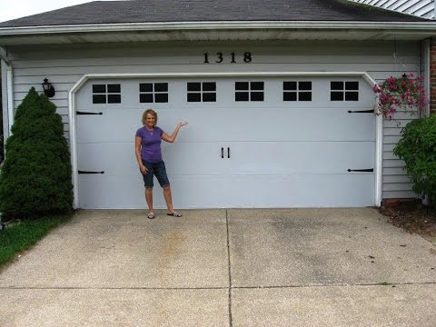 Garage Door Paint Colours Ideas For Home Youtube