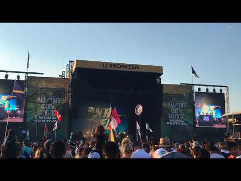 """Run The Jewels """"Legend Has It""""   LIVE Performance @ ACL 2017"""