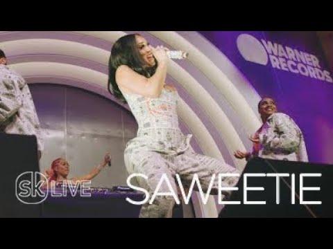 Saweetie — My Type [Songkick Live]