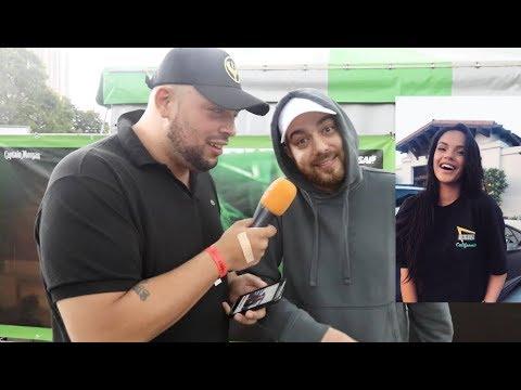 SMASH OR PASS MET BEKENDE NEDERLANDERS!! - SUPERGAANDE FESTIVAL INTERVIEW (APPELSAP)