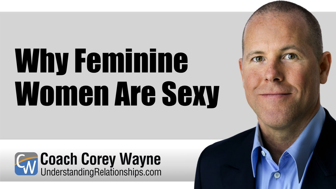 Why Feminine Women Are Sexy - Youtube-6283