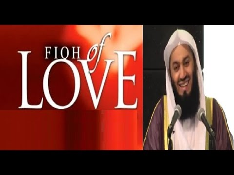 Fiqh of Love By Mufti Ismail Menk, May 31 2015, Singapore