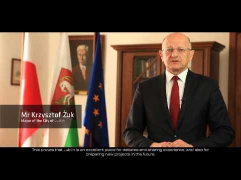 Krzysztof Żuk - Invitation to the Eastern Europe Initiatives Congress 2016