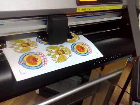 Graphtec Ce6000 60 Vinyl Cutter Plotter Cutter Motions