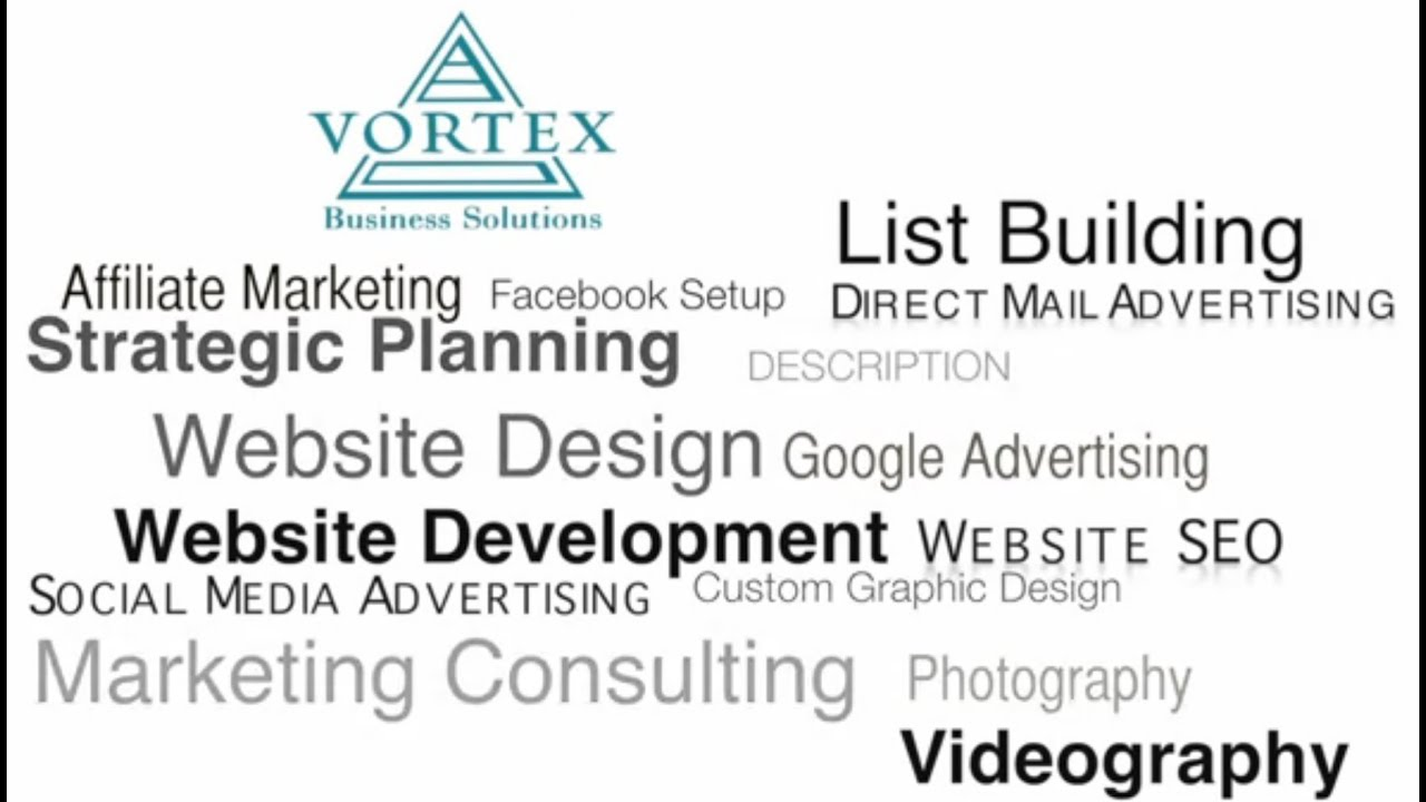 Vortex Business Solutions - Web Design and Social Media Agency Iowa City
