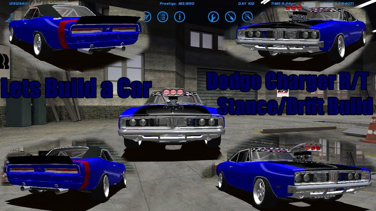 Lets Build a Car - Dodge Charger R/T (kinda drift build) - EP 15 - SLRR