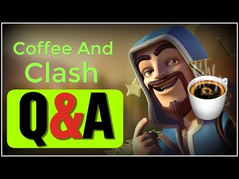 Coffee and Clash Episode #37 Marriage, My Relationship with SuperCell, and Engineered Bases