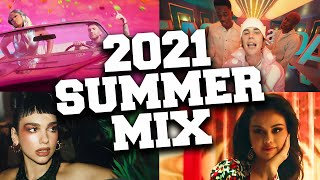 Summer Music Mix 2021 ⛱️ Best Summer Hit Songs 2021